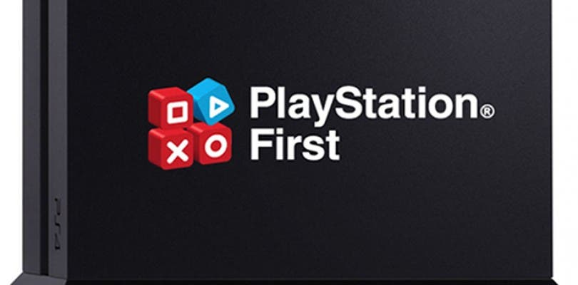 Ya está aquí PlayStation First