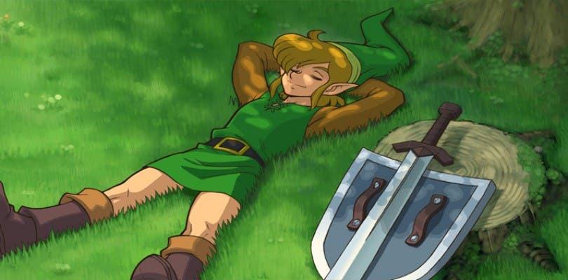 The Legend of Zelda: A link to the Past 2 aparece listado en una tienda online