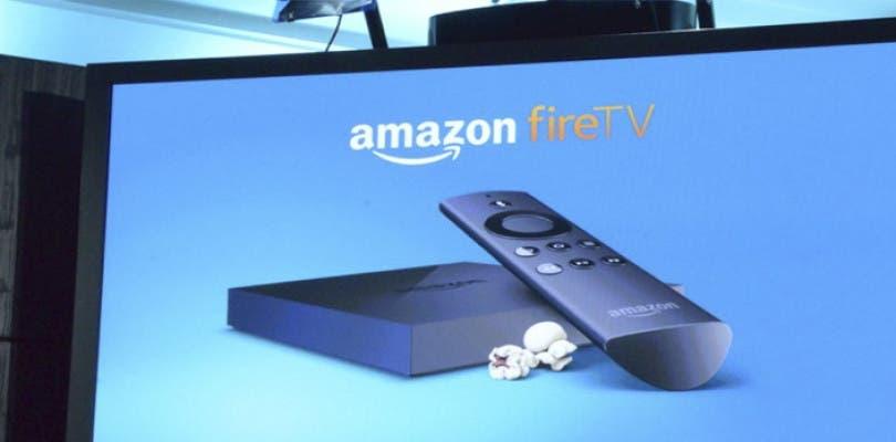 "Amazon anuncia ""Amazon Fire TV"""