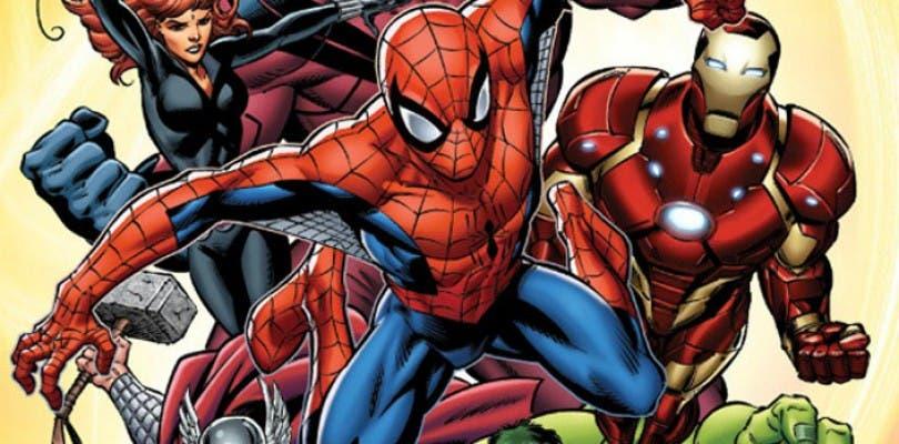 Iron Man se enfrenta a Spiderman en el nuevo tráiler de Disk Wars Avengers: Ultimate Heroes