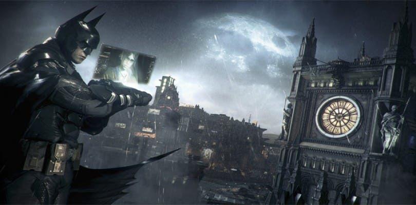 Batman: Arkham Knight al descubierto con nuevas imágenes