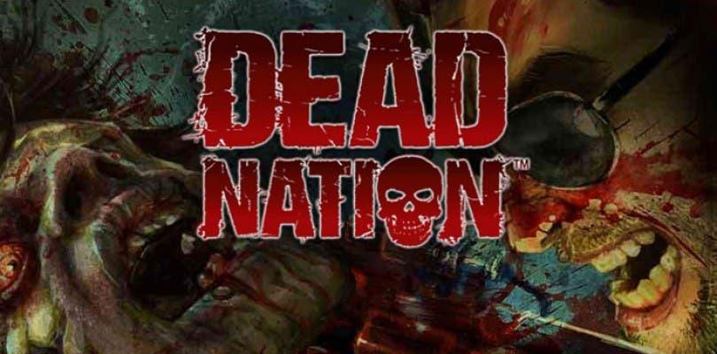Dead Nation llega a PlayStation Vita