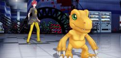 Bandai Namco sigue dando informacion sobre Digimon Story: Cyber Sleuth