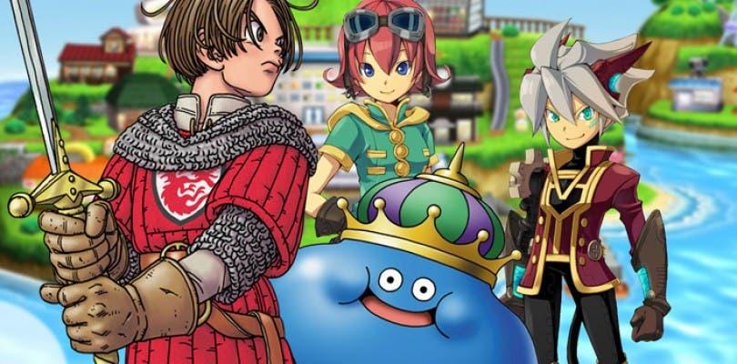 Dragon Quest XI será offline y para una consola domestica