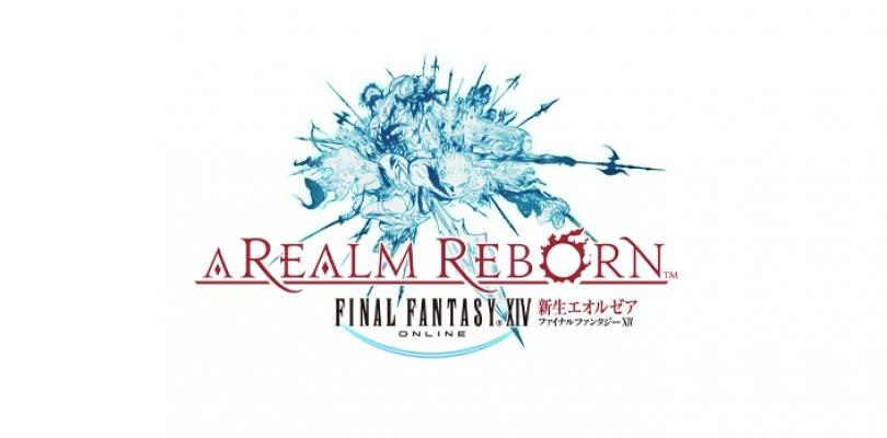 Final Fantasy XIV: A Realm Reborn se actualiza en el día de hoy