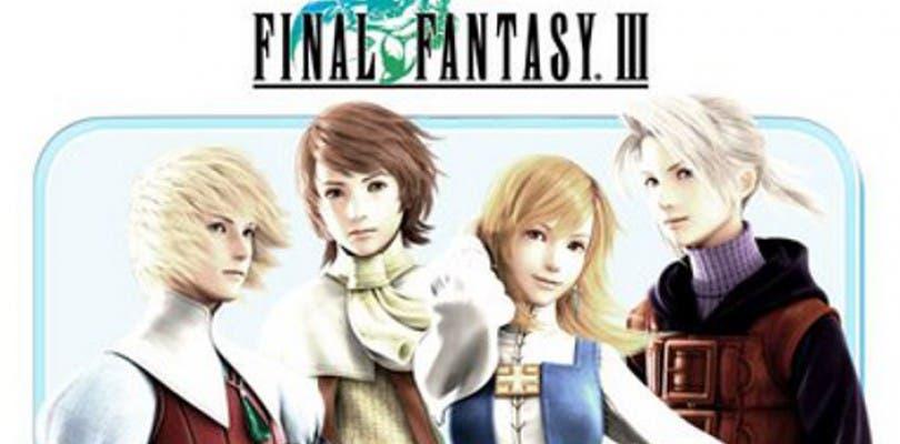 Final Fantasy III podría llegar también a PC