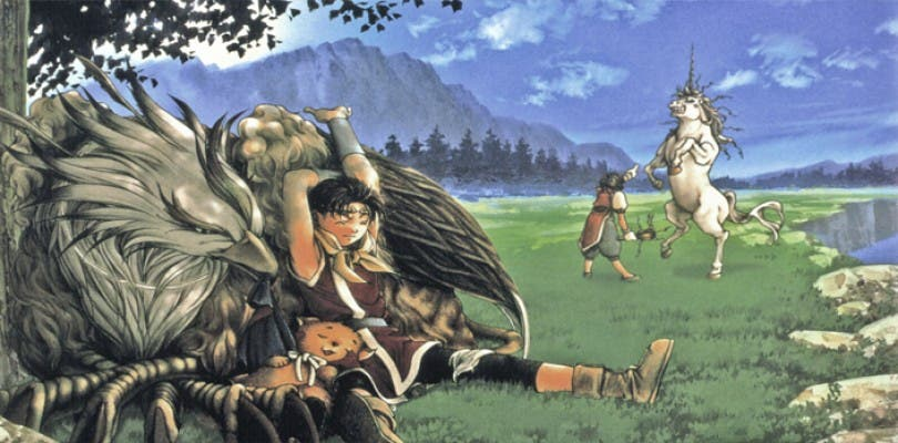 Posible llegada de Genso Suikoden II a PlayStation 3