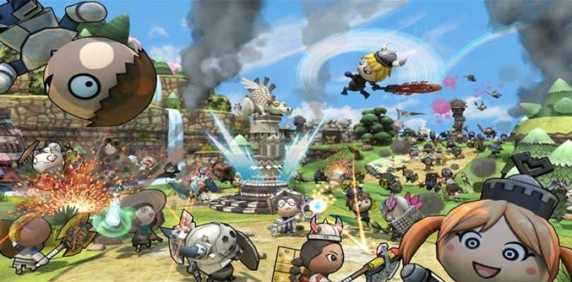 Happy Wars se prepara para hacer un evento junto a Castle Crashers