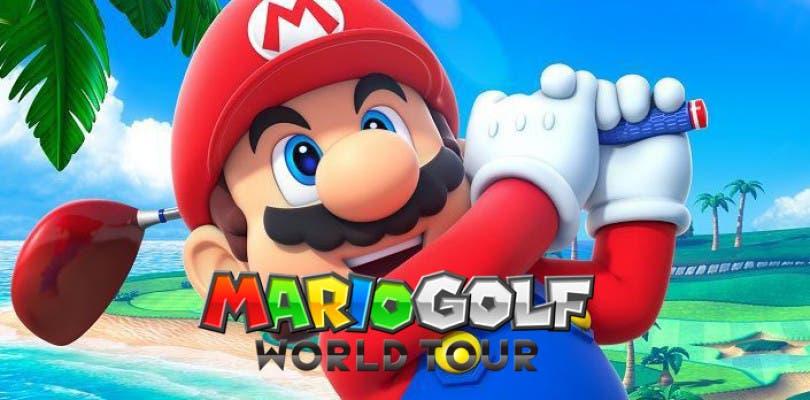 Avance de Mario Golf: World Tour