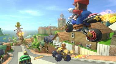 Imagen de La filial alemana de Nintendo rebautiza la Master Cycle de Link de Mario Kart 8