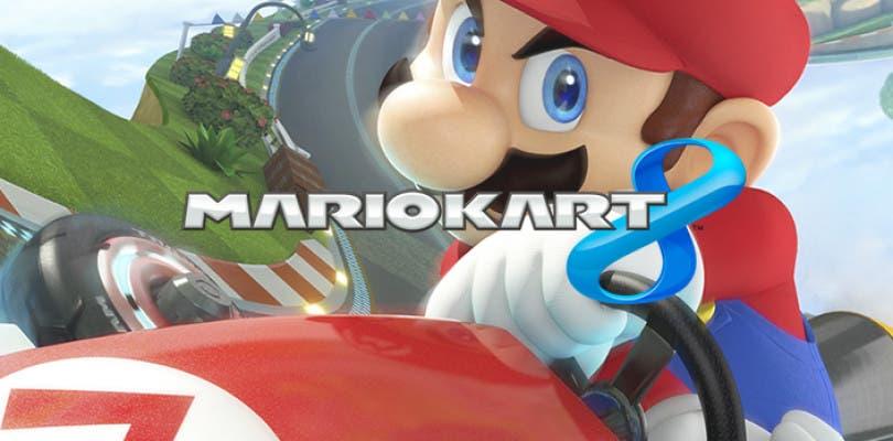 Mario Kart 8 recibirá una actualización