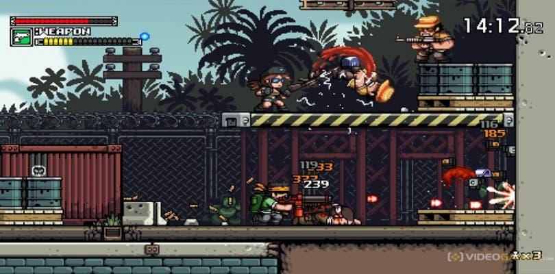 Anunciado Mercenary Kings Reloaded Edition para PS4 y PS Vita