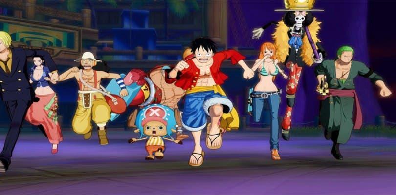 One Piece Unlimited World Red presenta un nuevo tráiler