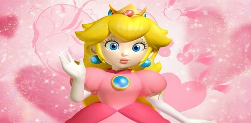 """La Princesa Peach adquiere un """"modelito"""" en forma de mando"""