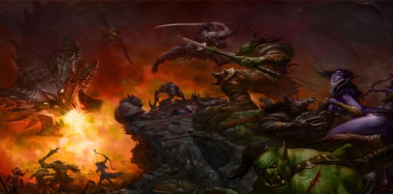 Filtrada la primera imagen de la película de Warcraft