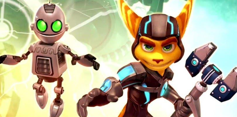 ¿Posible Ratchet & Clank trilogy HD?