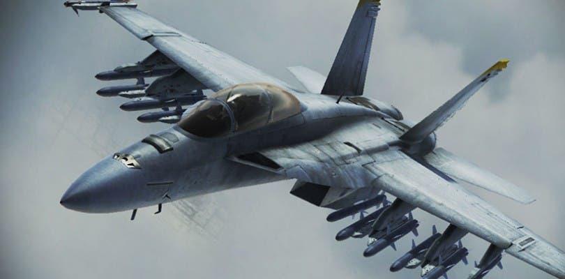 Versión mejorada de Ace Combat: Assault Horizon Legacy en camino