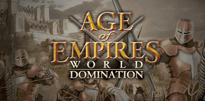 Anunciado Age of Empires: World Domination para móviles