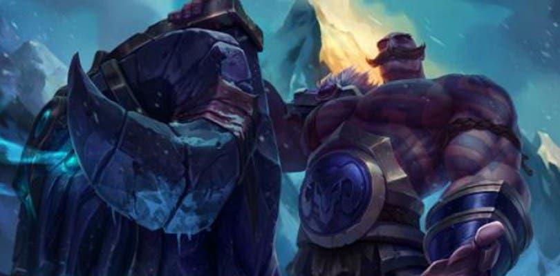 Braum, el nuevo campeón para League of Legends
