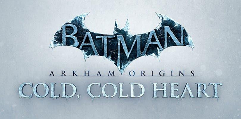Ya disponible Cold, Cold Heart, el DLC de Batman: Arkham Origins