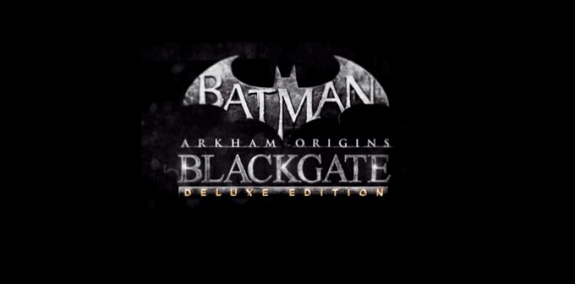 Análisis Batman Arkham Origins Blackgate Deluxe Edition