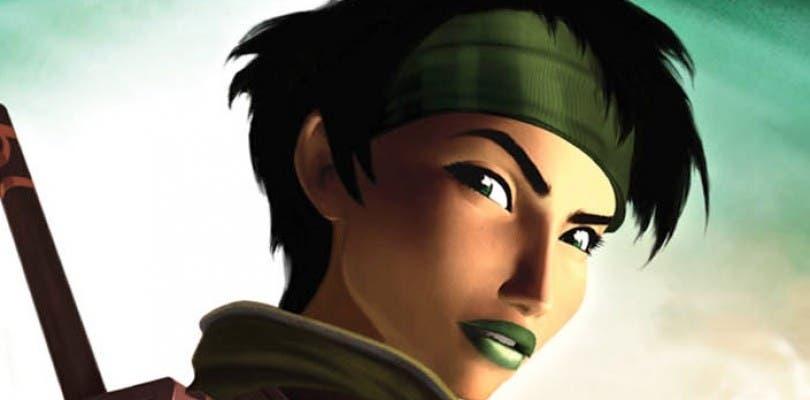 Primera imagen de Jade en Beyond Good & Evil 2