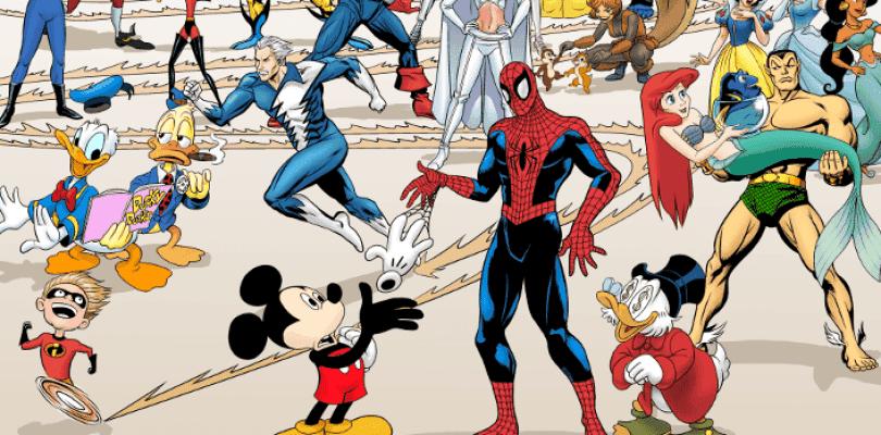 El universo Marvel se une a Disney Infinity