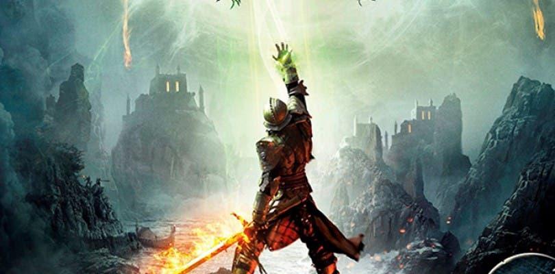 Al descubierto el arte oficial de portada de Dragon Age: Inquisition