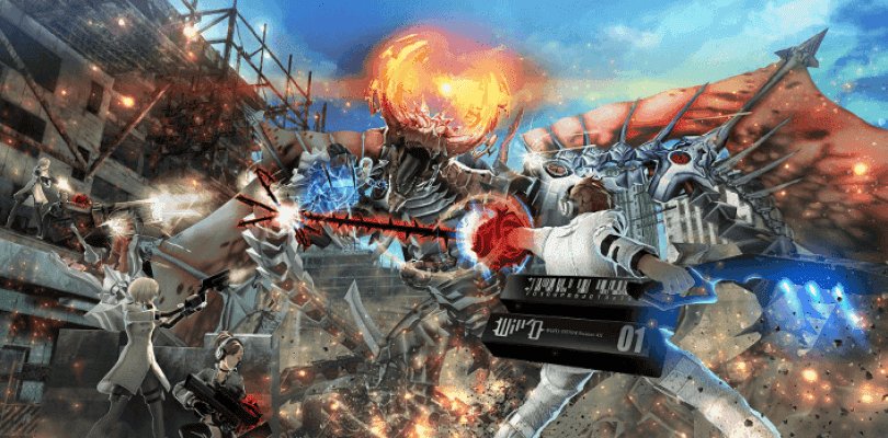 Extenso video del multiplayer de Freedom Wars