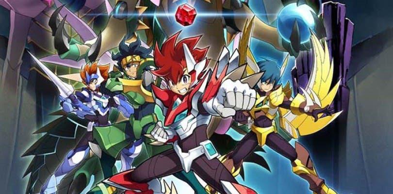 Capcom y Treasure trabajarán juntos de nuevo en Gaist Crusher God