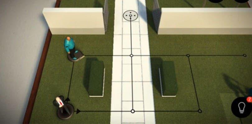 Tráiler de Hitman Go, la adaptación táctica de la saga para móviles
