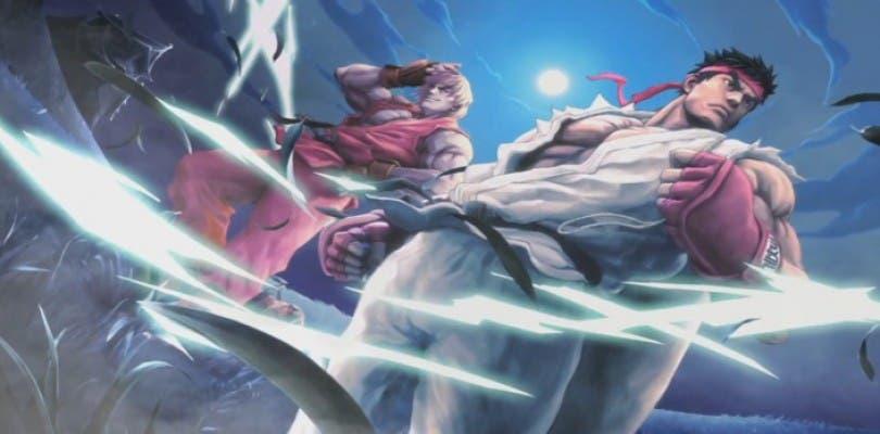 Tráiler de lanzamiento de Ultra Street Fighter IV