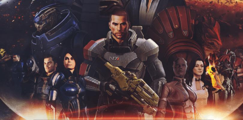 La trilogía Mass Effect añadida a Origin Access Vault