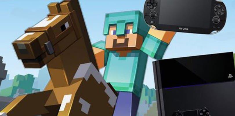 Minecraft ha vendido medio millón en las consolas PlayStation en Japón