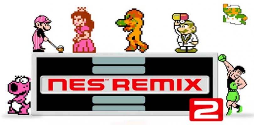 NES Remix 2 aterrizará en breve en Wii U