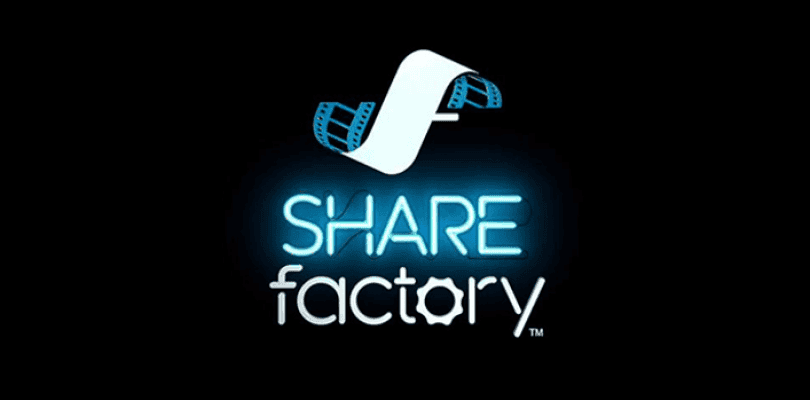 Mostrado SHAREfactory el editor de vídeo de PlayStation 4