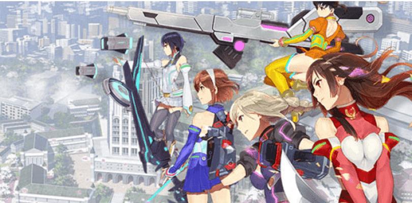 Square Enix anuncia Schoolgirls Strikers para iOS