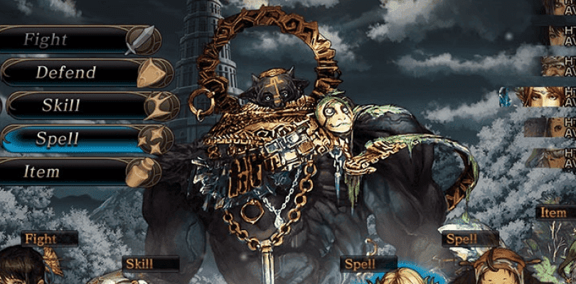 Stranger of the Village of the Sword el RPG que sigue la estela de Dragon's Crown