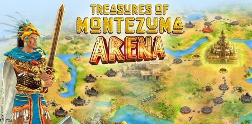 Treasures of Montezuma Arena de camino a PlayStation Vita