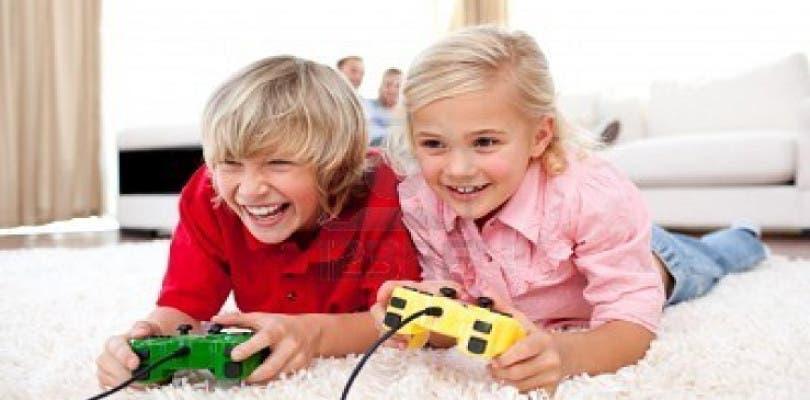 Los niños que juegan a videojuegos violentos son más agresivos