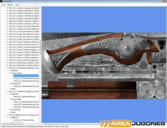 La comunidad está trabajando en lograr liberar las entrañas de Assassin's Creed, aunque los logros no son muchos. Uno de los mayores ha sido extraer texturas de los archivos FORGE, pero no importarlas una vez modificadas.