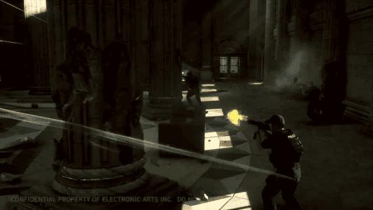 El nuevo juego de la saga -ahora anual- promete traer frenéticos tiroteos entre policías y terroristas-atracadores.