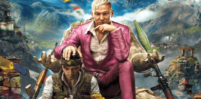 Conoce el Season Pass de Far Cry 4