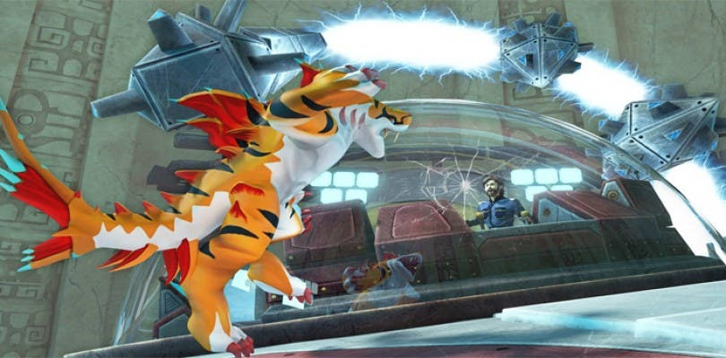Invizimals: La Resistencia llegará el 29 de octubre para PlayStation Vita