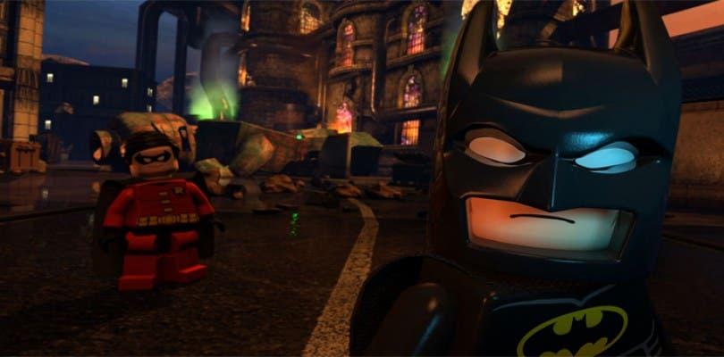 Adam West en LEGO Batman 3: Más allá de Gotham