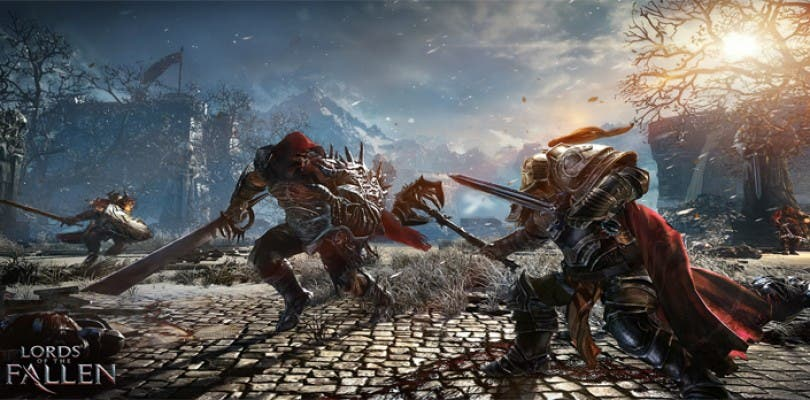 Lords of the fallen mejor en PlayStation 4 que en Xbox one