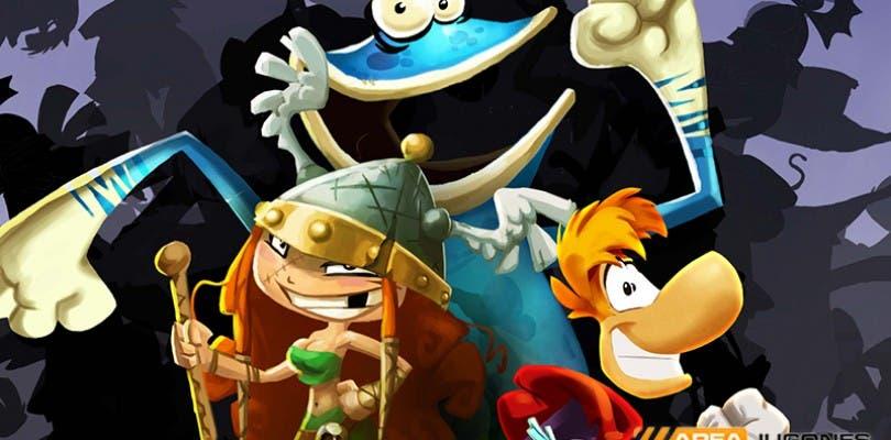 El creador de Rayman juega al primer título para conmemorar el 20 aniversario de la serie