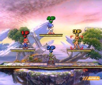 Super Smash Bros.  for 3DS/Wii U