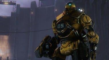 Imagen de Evolve se deja ver durante algo más de una hora
