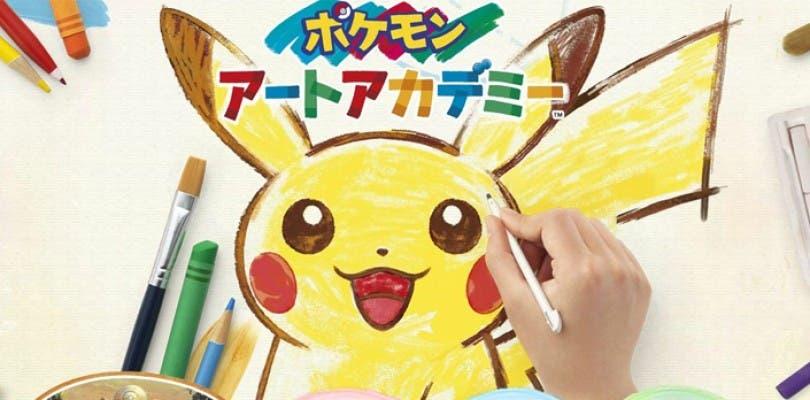 Os traemos un gameplay de Pokémon Art Academy